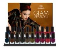 Alessandro Glam session (Набор лаков для ногтей «Глэм сессия»)  - купить, цена со скидкой