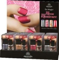 Alessandro Moon manicure (Набор лаков для ногтей «Лунный маникюр»)  - купить, цена со скидкой