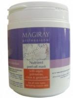 Magiray Nutrient peel-off  mask (Пудра-маска альгинатная питательно-лифтинговая), 400 гр. - купить, цена со скидкой