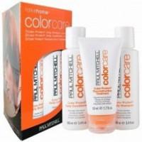 Paul Mitchell Color Care Take Home Kit Промо-набор для ухода за окрашенными волосами 1 уп - купить, цена со скидкой