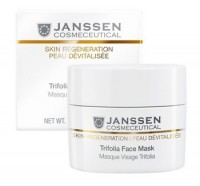 Janssen Trifolia face mask (Насыщенная  anti-age маска) -