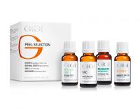 GIGI / Mandelic peel kit (Набор миндальных плиингов), 3 шт. по 100 мл. - купить, цена со скидкой