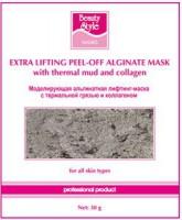 Beauty Style Набор Моделирующих (альгинатных) лифтинг-масок с холодной грязью и коллагеном - купить, цена со скидкой