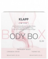 Klapp Repagen Body Box Slim (Набор для ухода за телом «Slim») - купить, цена со скидкой