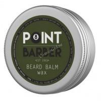 Farmagan Point Barber Beard Balm Wax (Воск-бальзам для бороды), 50 мл - купить, цена со скидкой