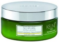 Keune so pure natural balance moisturizing treatment mask (Маска увлажняющая), 200 мл - купить, цена со скидкой