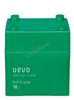 Demi Uevo Design Cube Hold Wax (Воск для укладки степень фиксации 10, блеск 7) - купить, цена со скидкой
