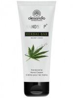 Alessandro Herbal bar hempseed hand cream (Ароматерапевтический увлажняющий крем для рук Конопляное семечко), 75 мл - купить, цена со скидкой
