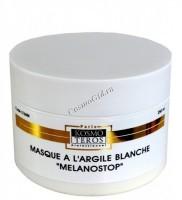 """Kosmoteros Masque a largile blanche melanostop (Очищающая маска с белой глиной """"Melanolux""""), 250 мл - купить, цена со скидкой"""