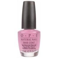 OPI Базовое покрытие для натуральных ногтей Natural Nail Base Coat 15 мл - купить, цена со скидкой