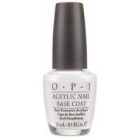 OPI Базовое покрытие для акриловых ногтей Acrylic Nail Base Coat 15 мл - купить, цена со скидкой