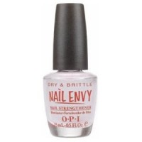 OPI Средство для укрепления сухих и ломких ногтей Dry & Brittle Nail Envy 15 мл - купить, цена со скидкой