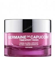 Germaine de Capuccini TimExpert Rides Supreme Global Cream Wrinkles (Крем для очень сухой кожи), 50 мл - купить, цена со скидкой