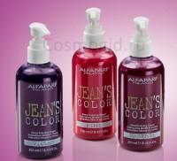 ALFAPARF Красящий бальзам розовый JEAN`S COLOR PINK, 250 мл - купить, цена со скидкой
