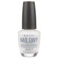 OPI Matte Nail Envy (Матовое покрытие для укрепления ногтей), 15 мл - купить, цена со скидкой