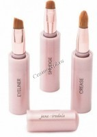 Jane Iredale Набор кистей для макияжа на магните «Magnetic Brush» 3 шт. - купить, цена со скидкой