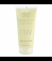 Belnatur Natural White Cleanser & Toner - Специальный гель-тоник для очищения кожи 200 мл - купить, цена со скидкой