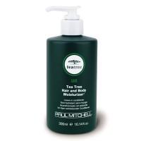 Paul Mitchell tea tree hair&body moisturizer - бальзам. 1000мл - купить, цена со скидкой