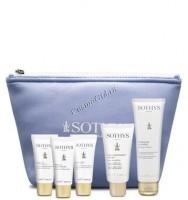"""Sothys Intensive Cleansing & Care Set (Набор """"Интенсивное очищение и уход"""" в косметичке) - купить, цена со скидкой"""