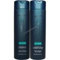 Alfaparf Atomized Sea Water Energetic Shampoo (Энергетический шампунь), 200 мл - купить, цена со скидкой