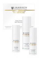 Janssen Triple action skin recover (Система омоложения тройного действия), 3 позиции - купить, цена со скидкой