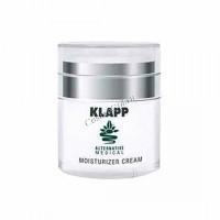 Klapp alternative medical Moisturizer cream (Увлажняющий крем), 50 мл - купить, цена со скидкой