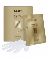 Klapp chi yang exclusive Anti-aging moisturizing hand mask (Маска-перчатка для рук), 1 пара - купить, цена со скидкой