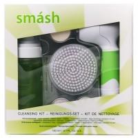 Klapp Smash cleansing set (Электрическая щетка «Smash» и очищающая пенка для лица и тела «Smash») - купить, цена со скидкой