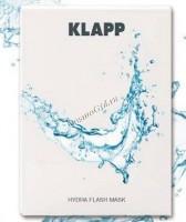 Klapp skin booster Hydra flash mask (Гидро-флэш маска), 1 шт - купить, цена со скидкой