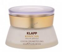 Klapp kiwicha Cocoa cream peeling (Крем-пилинг с гранулами бобов какао), 50 мл - купить, цена со скидкой