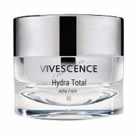 Vivescence Hydra total reach cream (Обогащенный увлажняющий крем), 50 мл. -