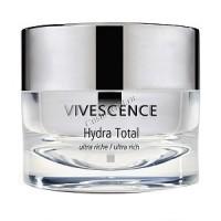 Vivescence Hydra total ultra reach cream (Ультраобогащенный увлажняющий крем), 50 мл. -