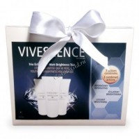 "Vivescence набор ""Трио для идеального тона кожи"", 3 препарата, 3х30 мл. -"