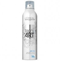 L'Oreal Professionnel Tecni.art fix air fix (Спрей моментальной суперсильной фиксации) -