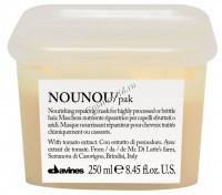 Davines Essential Haircare NouNou hair mask (Интенсивная восстанавливающая маска для глубокого питания волос) -