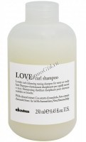 Davines Essential Haircare New Love Curl shampoo (Шампунь для усиления завитка) -