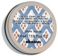 Davines More Inside Strong Dry Wax (Сухой воск для текстурных матовых акцентов) - купить, цена со скидкой