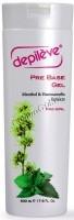 Depileve Pre Base (Гель для депиляции с экстрактом ментола и гамамелиса), 200 мл - купить, цена со скидкой