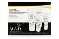 M.A.D Skincare Brightening Discover Kit (Дорожный набор препаратов для осветления кожи), 4 шт - купить, цена со скидкой