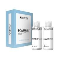 Selective Professional Powerplex (Набор для двухшаговой процедуры укрепления, защиты, питания, увлажнения волос), 3 шт по 100 мл - купить, цена со скидкой