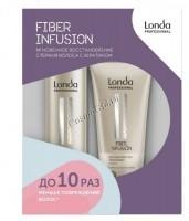 Londa Professional Fiber Infusion (Набор шампунь, маска), 2 средства - купить, цена со скидкой