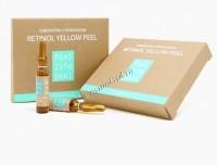 Mesoproff Retinol Yellow Peel (Ретиноловый «желтый» пилинг), 5 шт по 1 мл - купить, цена со скидкой