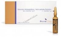 "Dermclar Anti-Cellulite Solution L-Carnitine (Ампульный препарат ""Липолитик""), 5 мл. - купить, цена со скидкой"