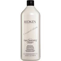 Redken Hair cleansing cream shampoo (Очищающий шампунь), 1000 мл. - купить, цена со скидкой