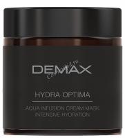 Demax Hydra Optima Aqua Infusion cream-mask Intensive Hydration (Экстраувлажняющая лифтинг-маска), 100 мл -