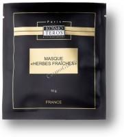 """Kosmoteros Masque Herbes Fraiches (Маска тонизирующая """"Свежие травы""""), 10 гр - купить, цена со скидкой"""
