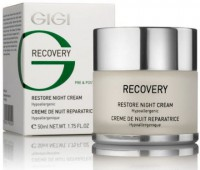 GIGI Rc restore night cream (Восстанавливающий ночной крем) -