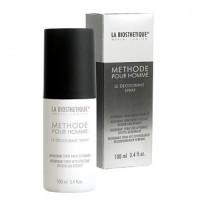 La biosthetique skin care methode pour homme le deodorant spray (Дезодорант спрей для надежной защиты), 100 мл - купить, цена со скидкой