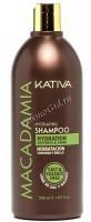 Kativa Macadamia (Интенсивно увлажняющий шампунь для нормальных и поврежденных волос ) -