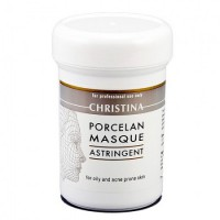 """Сhristina mask porcelan moisture porcelan mask (Увлажняющая маска """"Порцелан"""" для всех типов кожи) -"""